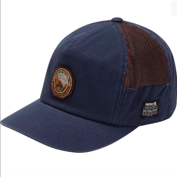 reputable site af910 d8ec2 Hurley   Pendleton Grand Canyon NP SnapBack Hat